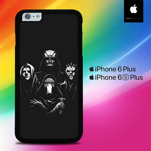 The Dark Side Rhapsody O7332 fundas iPhone 6 Plus, 6S Plus