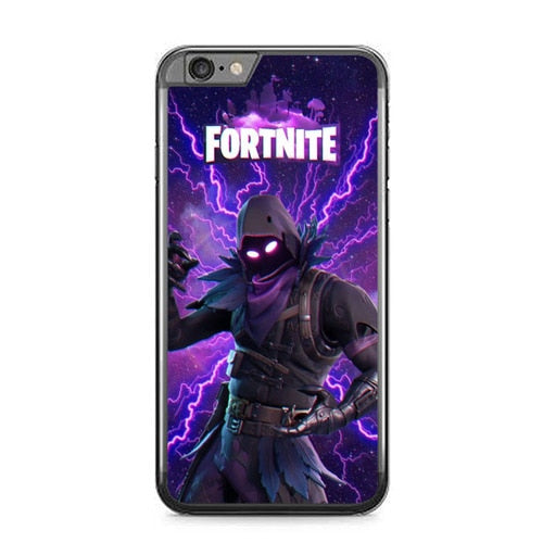 Fortnite Raven O7405 fundas iPhone 6 Plus, 6S Plus