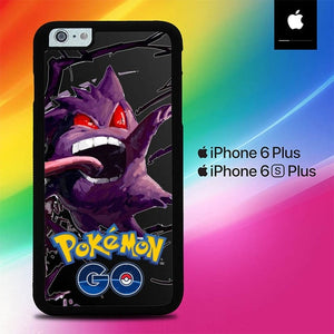 Best Of Gengar Pokemon GO O7435 fundas iPhone 6 Plus, 6S Plus