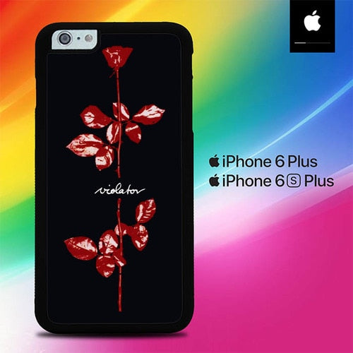 Depeche Mode Violator O7494 fundas iPhone 6 Plus, 6S Plus