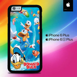 Donald Duck O7508 fundas iPhone 6 Plus, 6S Plus