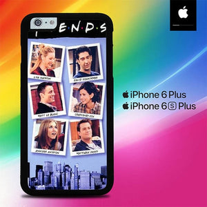 Friends TV Series O7553 fundas iPhone 6 Plus, 6S Plus
