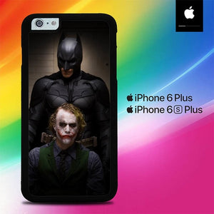 Joker Batman O7612 fundas iPhone 6 Plus, 6S Plus