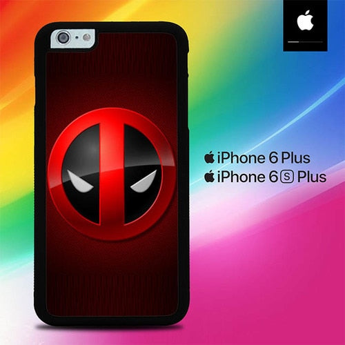 marvel comic deadpool  O7691 fundas iPhone 6 Plus, 6S Plus