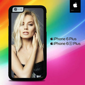 Margot Robbie O7693 fundas iPhone 6 Plus, 6S Plus