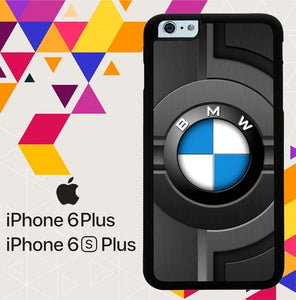 carbon bmw logo Z4982 fundas iPhone 6 Plus, 6S Plus