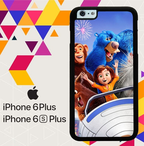 Wonder park Z4497 fundas iPhone 6 Plus, 6S Plus