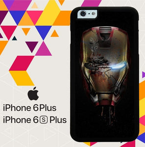 Iron Man Z4914 fundas iPhone 6 Plus, 6S Plus