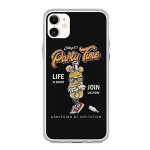 college it is party time fundas iphone 11