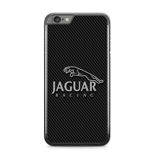 jaguar logo X00401 fundas iPhone 6 Plus, 6S Plus