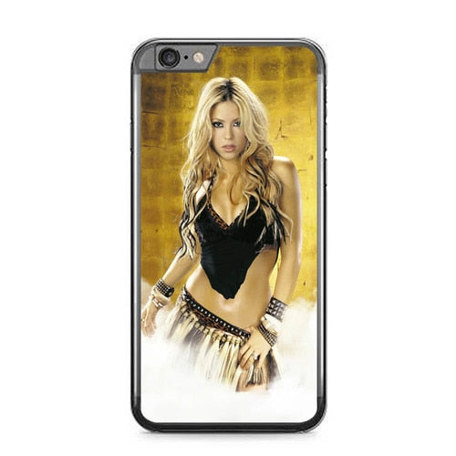 shakira wallpaper X9987 fundas iPhone 6 Plus, 6S Plus