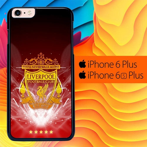 Liverpool Football L0174 fundas iPhone 6 Plus, 6S Plus