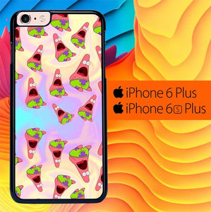 Patrick Swag Pattern L0643 fundas iPhone 6 Plus, 6S Plus