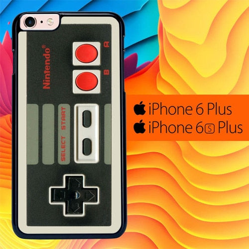 Nintendo NES Gamepad Controller L1465 fundas iPhone 6 Plus, 6S Plus