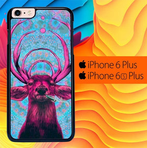Bassnectar Deer L1870 fundas iPhone 6 Plus, 6S Plus
