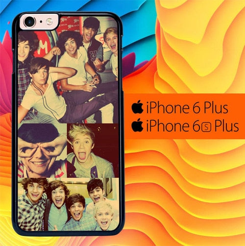 One Direction What Makes You Beautiful L3033 fundas iPhone 6 Plus, 6S Plus