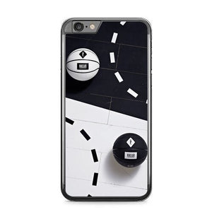 Pigalle Black-White L3218 fundas iPhone 6 Plus, 6S Plus
