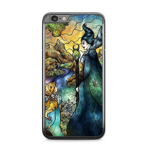 maleficent W9017 fundas iPhone 6 Plus, 6S Plus