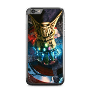 THANOS AVENGERS W9244 fundas iPhone 6 Plus, 6S Plus