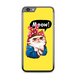 MEOW W9311 fundas iPhone 6 Plus, 6S Plus