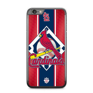 CARDINALS NFL W9337 fundas iPhone 6 Plus, 6S Plus