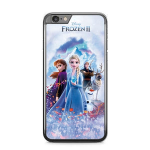 FROZEN II W9341 fundas iPhone 6 Plus, 6S Plus