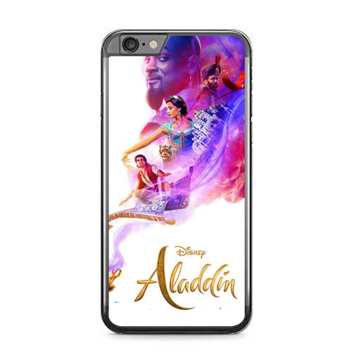 Disney's Aladdin E1857 fundas iPhone 6 Plus, 6S Plus
