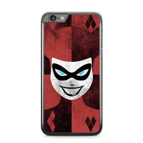 Harley Quinn P1893 fundas iPhone 6 Plus, 6S Plus