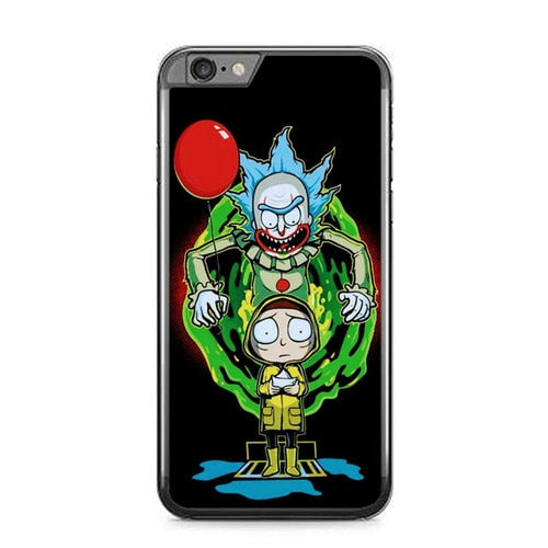 Rick And Morty IT Ballon P1976 fundas iPhone 6 Plus, 6S Plus