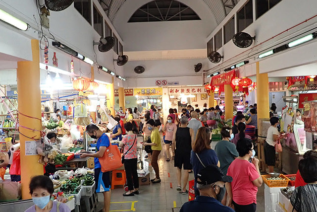 Introduction to Singapore Wet Markets