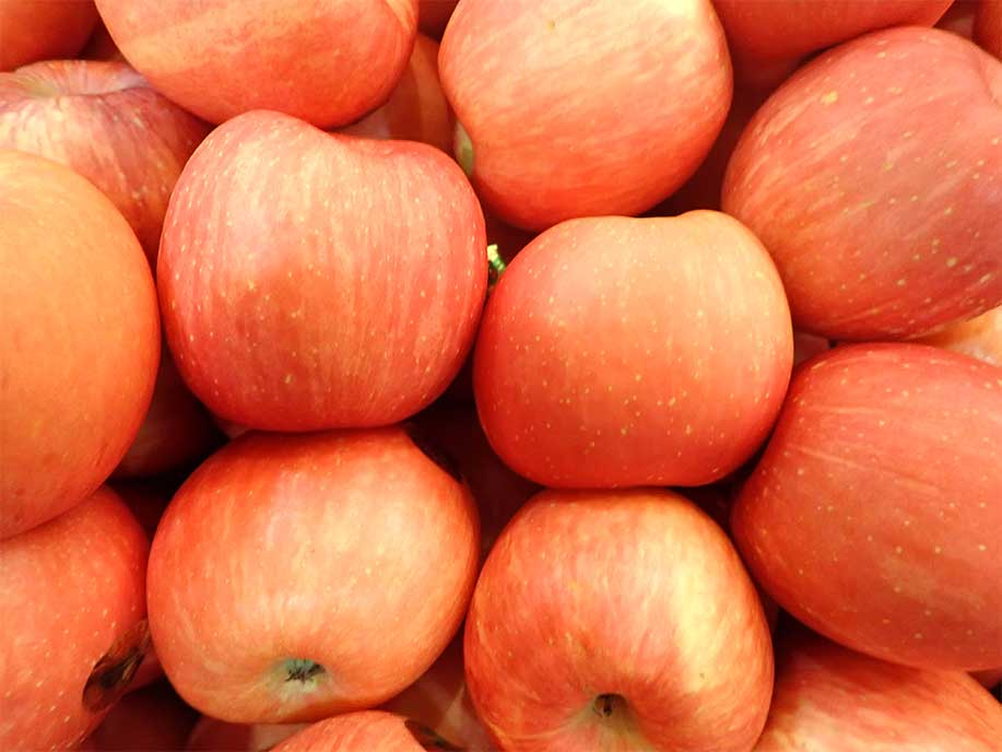 Fuji Apple China 5pcs - SGWetMarket