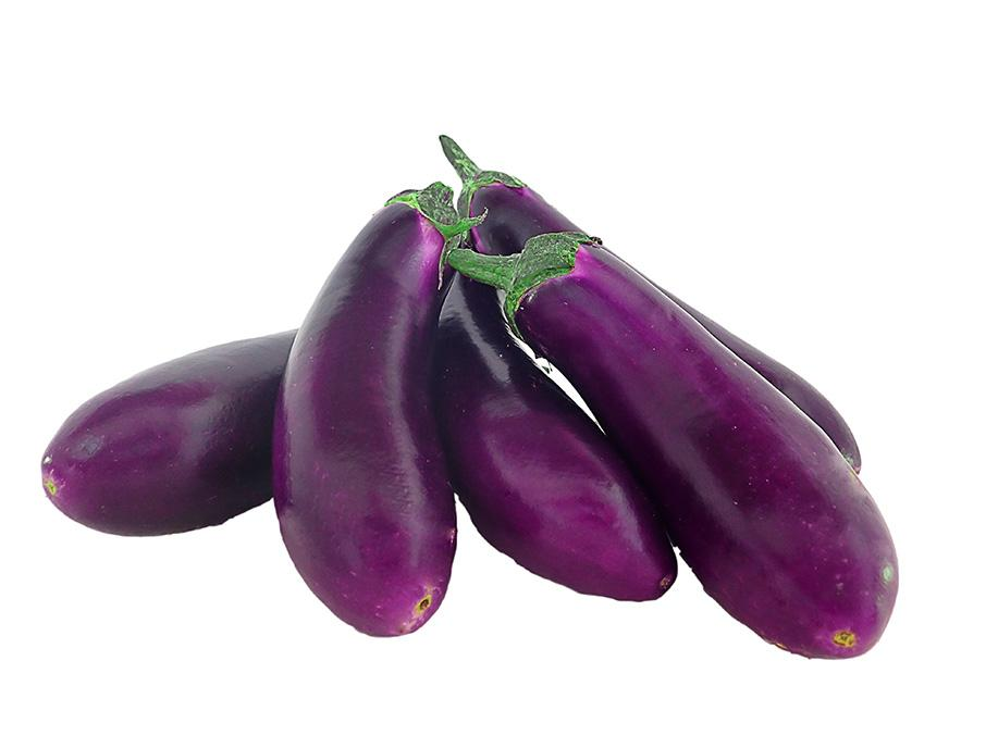 Big Red Brinjal - Chang Qie 600g - SGWetMarket