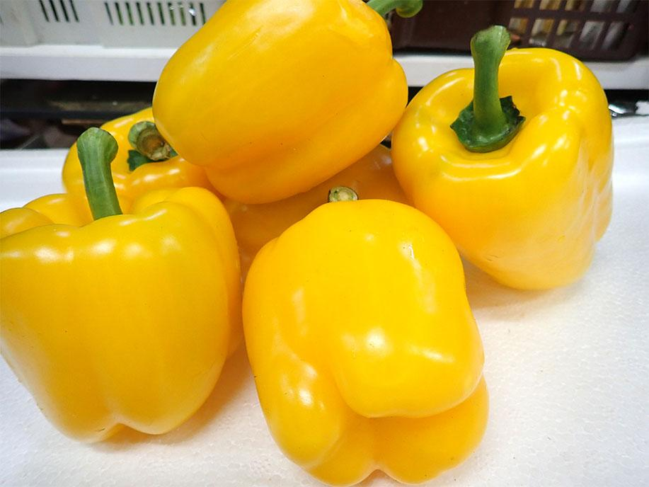 Yellow Bell Pepper 400g - SGWetMarket