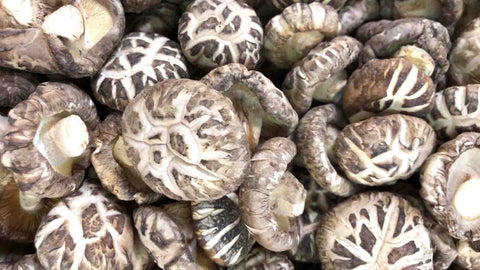 Japan Dried Flower Mushroom 300g - SGWetMarket