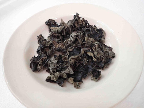 Small Dried Black Fungus - Xiao Mu Er 100g - SGWetMarket