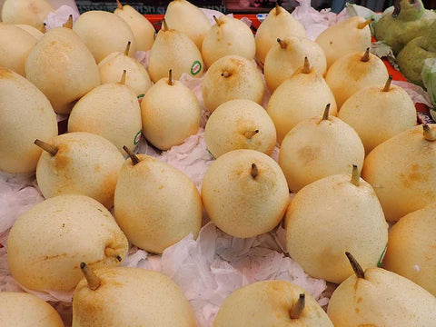 Yellow Pear 5pcs - SGWetMarket