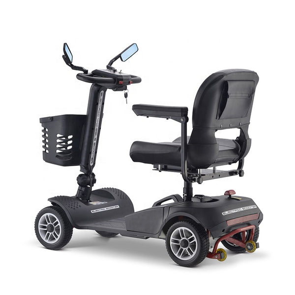 Handicapped electric scooter with high power and scooter electrico