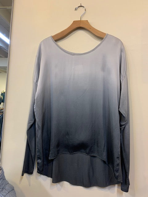 Ombré Anthracite Top