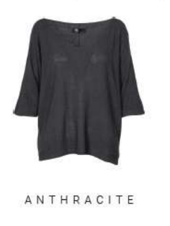 Anthracite Knit Sweater