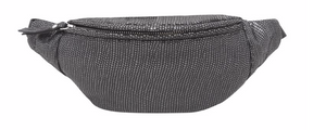 Latico Leather Fresno Fanny Pack - Black