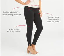Load image into Gallery viewer, Spanx Ankle Ponte Legging