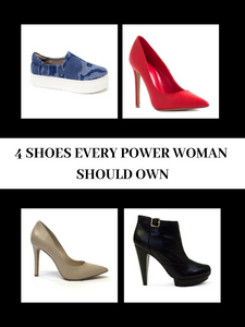 The Best Shoes Every Power Woman Should Own