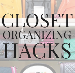 Easy Closet Organizing Hacks