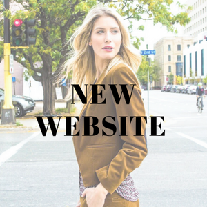New Website Makeover!