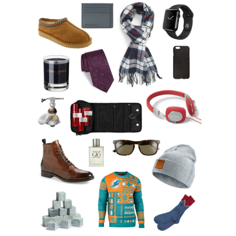 Gift Guide For Him 2015