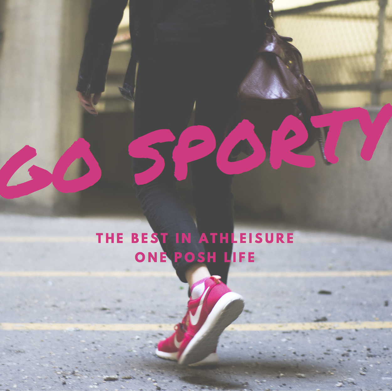 Get Sporty :: The Best of Athleisure
