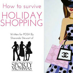 Tips for Holiday Shopping by Sharonda Stewart