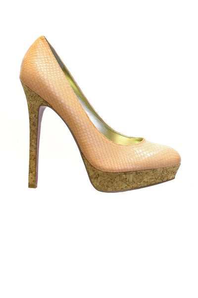 Jassi-Peach-Snake-Paris-Hilton-Pumps