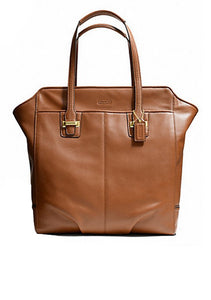 Coach Taylor Tote in Saddle