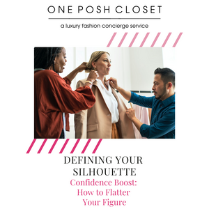 Defining Your Silhouette: Confidence Boost: How to Flatter Your Figure